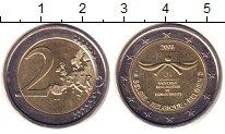 Изображение Мелочь Бельгия 2 евро 2008 Биметалл UNC-