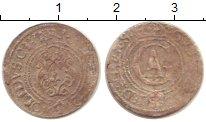Изображение Монеты Рига 1 солид 0 Серебро XF- Густав Адольф