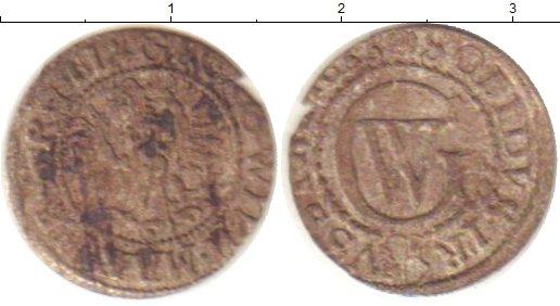 Картинка Монеты Пруссия 1 солид Серебро 1633