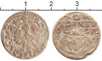 Изображение Монеты Польша 2 гроша 1624 Серебро XF-
