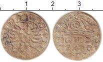 Изображение Монеты Польша 2 гроша 1624 Серебро VF