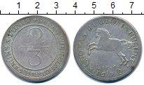 Изображение Монеты Брауншвайг-Люнебург 2/3 талера 1690 Серебро VF