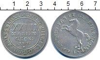 Изображение Монеты Брауншвайг-Люнебург 24 марьенгрош 1691 Серебро XF