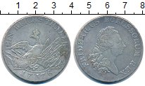 Изображение Монеты Пруссия 1 талер 1776 Серебро VF