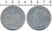 Изображение Монеты Пруссия 1 талер 1771 Серебро VF Фридрих II
