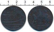 Изображение Монеты Индия 20 кэш 1803 Медь VF