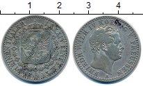 Изображение Монеты Пруссия 1/6 талера 1843 Серебро XF-