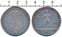 Изображение Монеты Брауншвайг-Люнебург-Каленберг-Ганновер 2/3 талера 1779 Серебро XF Георг III.