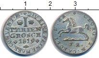 Изображение Монеты Германия Брауншвайг 1 грош 1819 Серебро XF