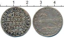 Изображение Монеты Брауншвайг-Вольфенбюттель 1/12 талера 1806 Серебро XF-
