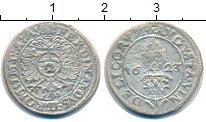 Изображение Монеты Аугсбург 2 крейцера 1623 Серебро XF-