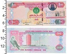 Изображение Банкноты ОАЭ 100 дирхам 2004  UNC