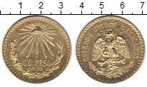 Изображение Монеты Мексика 1 песо 1933 Серебро XF