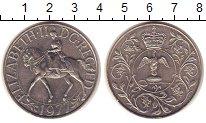 Изображение Монеты Великобритания 25 пенсов 1977 Медно-никель UNC
