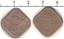 Изображение Монеты Антильские острова 5 центов 1978 Медно-никель VF