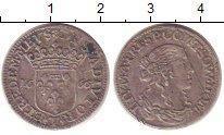 Изображение Монеты Германия Домбе 1/12 экю 1666 Серебро VF