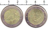 Изображение Монеты Финляндия 2 евро 2012 Биметалл XF