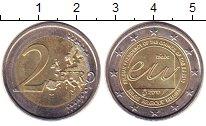 Изображение Монеты Бельгия 2 евро 2010 Биметалл XF