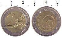 Изображение Монеты Словения 2 евро 2013 Биметалл XF