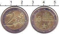 Изображение Монеты Словения 2 евро 2011 Биметалл XF
