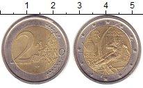 Изображение Монеты Италия 2 евро 2006 Биметалл XF Олимпиада 2006. Тури