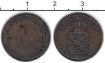 Изображение Монеты Гессен-Кассель 1 хеллер 1842 Медь