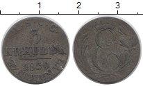 Изображение Монеты Германия Саксен-Кобург-Готта 3 крейцера 1830 Серебро