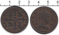 Изображение Монеты Испания 8 мараведи 1841 Медь XF