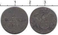 Изображение Монеты Германия Саксен-Кобург-Саалфелд 1 грош 1808 Серебро