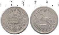 Изображение Монеты Германия Брауншвайг-Люнебург 1/12 талера 1706 Серебро
