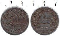Изображение Монеты Германия : Нотгельды 50 пфеннигов 1921 Железо VF