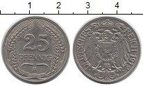 Изображение Монеты Германия 25 пфеннигов 1912 Медно-никель XF