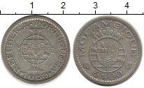 Изображение Монеты Мозамбик 5 эскудо 1960 Серебро XF Протекторат  Португа