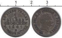 Изображение Монеты Пруссия 1 грош 1841 Серебро VF Фридрих Вильгельм IV