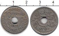 Изображение Монеты Тунис 10 сантим 1931 Медно-никель VF