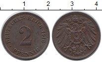 Изображение Монеты Германия 2 пфеннига 1916 Медь VF