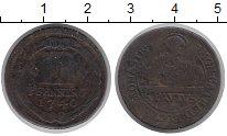 Изображение Монеты Германия Мюнстер 3 пфеннига 1740 Медь VF