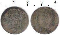Изображение Монеты Нидерланды Западная Фризия 2 стивера 1784 Серебро VF