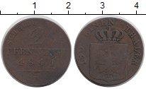 Изображение Монеты Пруссия 2 пфеннига 1841 Медь