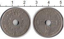 Изображение Монеты Норвегия 1 крона 1936 Медно-никель XF