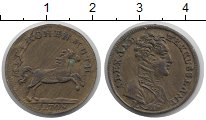 Изображение Монеты Германия Ганновер жетон 0 Латунь VF+