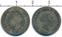 Изображение Монеты Вюртемберг 3 крейцера 1824 Серебро VF Вильгельм.