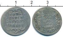 Изображение Монеты Вюртемберг 1/48 талера 1769 Серебро VF