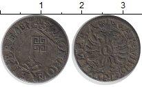 Изображение Монеты Бремен 1 гротен 1743 Серебро VF