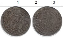 Изображение Монеты Ольмюц 1 крейцер 1701 Серебро VF
