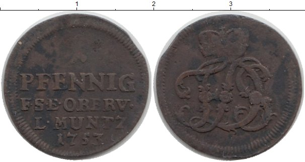 Саксен веймар эйзенах 1 рубль 1850