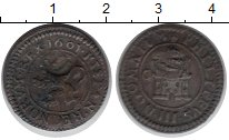 Изображение Монеты Испания 4 мараведи 1601 Медь VF