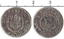 Изображение Монеты Гамбург 1/48 талера 1687 Серебро VF