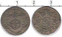 Изображение Монеты Германия Саксония 1 грош 1676 Серебро VF