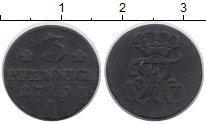 Изображение Монеты Пруссия 3 пфеннига 1797 Медь VF